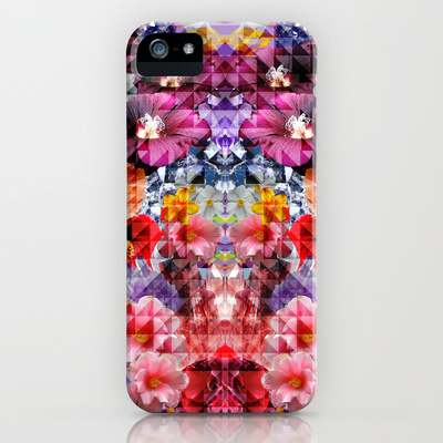 Dannoji, iphone cases, fashionable iphone cases, lux iphone cases, trendy iphone cases, girly iphone case, Kaleidoscope iPhone Case, society6 iphone