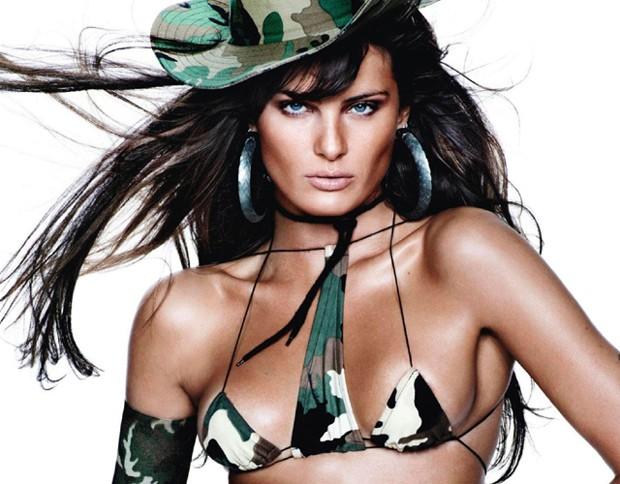 Vogue Espana Isabeli Fontana, mario testino Isabeli Fontana, Isabeli Fontana spanish vogue