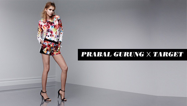 Prabal Gurung for target, Prabal Gurung and target collaboration, prabal gurung, prabal gurung coming to target, target collaborations