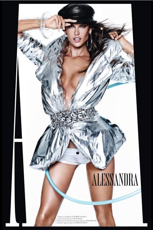 Alessandra Ambrosio, Alessandra Ambrosio mario testino, Alessandra Ambrosio spanish vogue, Alessandra Ambrosio vogue espana, brazilian models mario testino