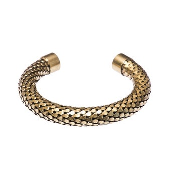 snake jewelry, jewelry trend, fashionable snake jewelry, bvlgari snake collection, bvlgari serpentine collection, serpentine jewelry, snake inspired jewelry, jewelry gifts, isabel marant, isabel marant snake bracelet, gold snake bracelet, fashionable snake bracelet