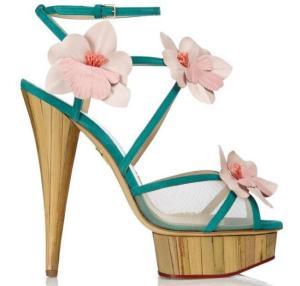 Charlotte Olympia Glamazon Collection