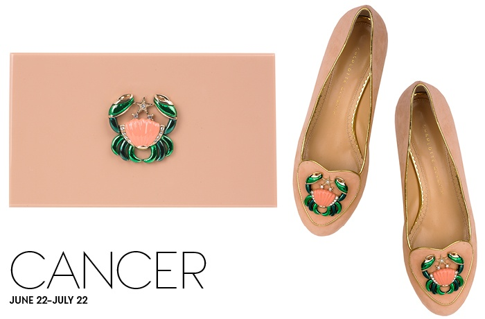 Charlotte Olympia Birthday Shoes Cancer