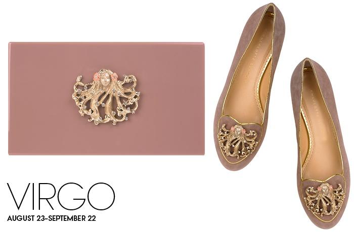 Charlotte Olympia Birthday Shoes Virgo