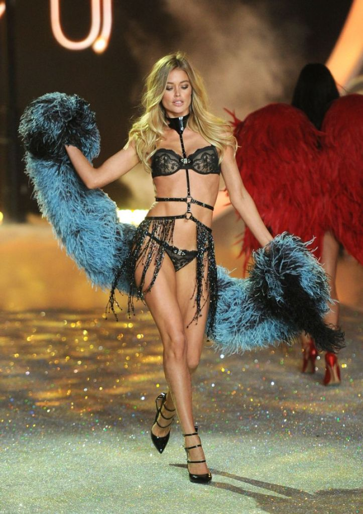 doutzen-kroes, candice swanepoel, victoria secret fashion show, million dollar bra, 2013 victoria secret fashion show, victoria secret angel, most beautiful models
