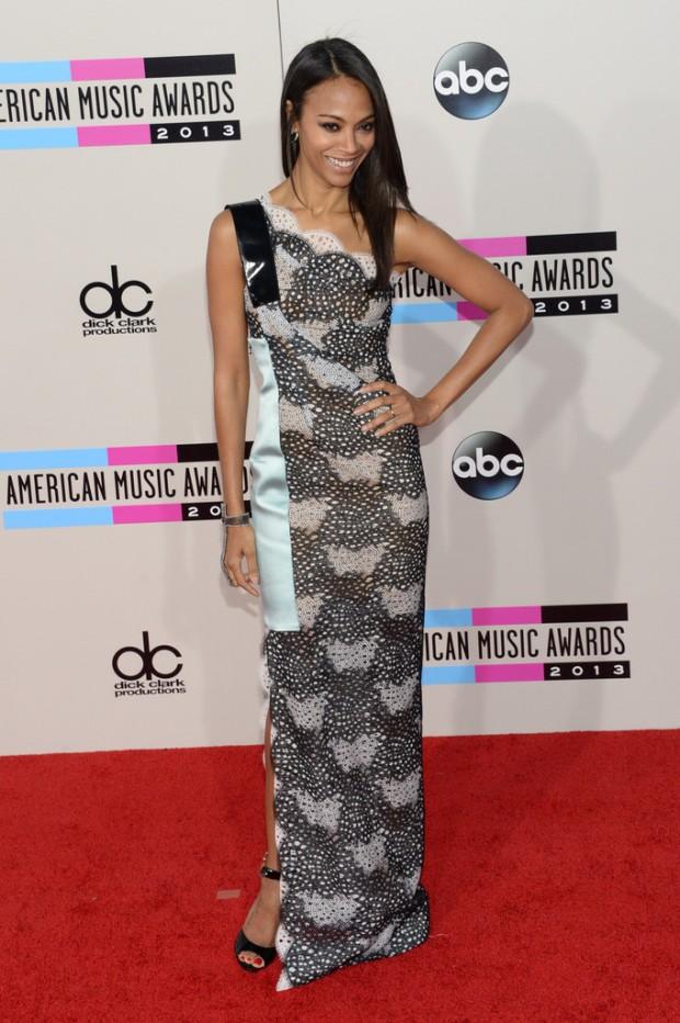 Zoe-Saldana-in-Roland-Mouret-2013-American-Music-Awards-AMAs-8