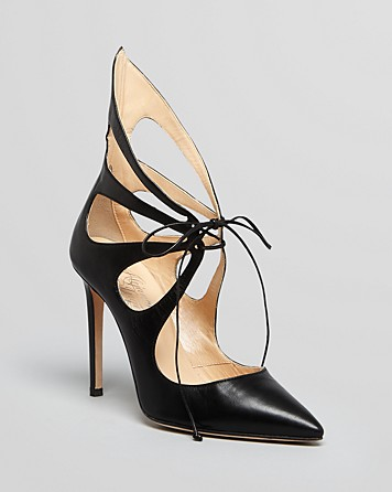 Alejandro Ingelmo Mariposa High Heel, currently on Sale for at Bloomingdales $647.50