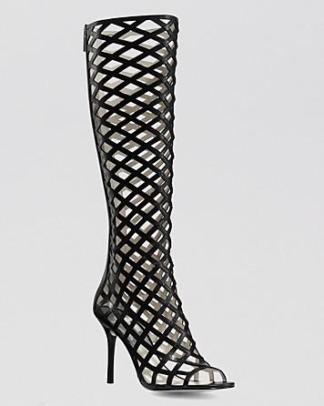 Michael Kors Larissa Sandal Boots at Bloomingdales, $350