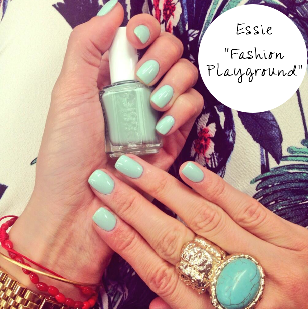 essie fashion playground, spring nails, nail polish, spring trends, nail trends