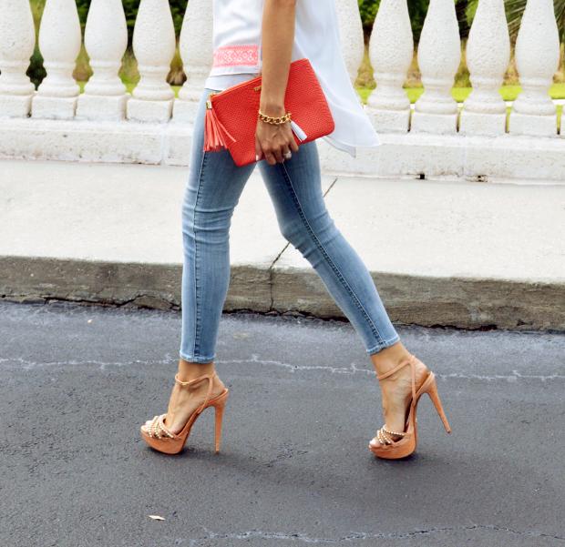 super fashionable blog, ananda saba, 7 for all mankind light wash jeans, fashion blog