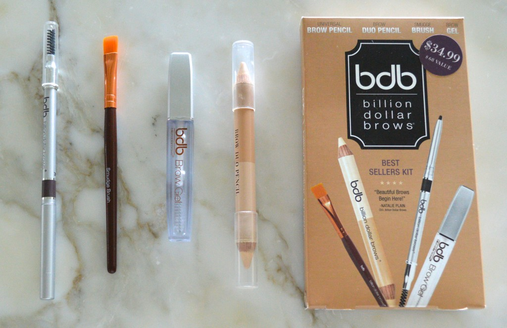 Billion Dollar Brows Best Sellers Kit , best eyebrow kit, eyebrow kit review, how to have perfect eyebrows, ananda saba, super fashionable
