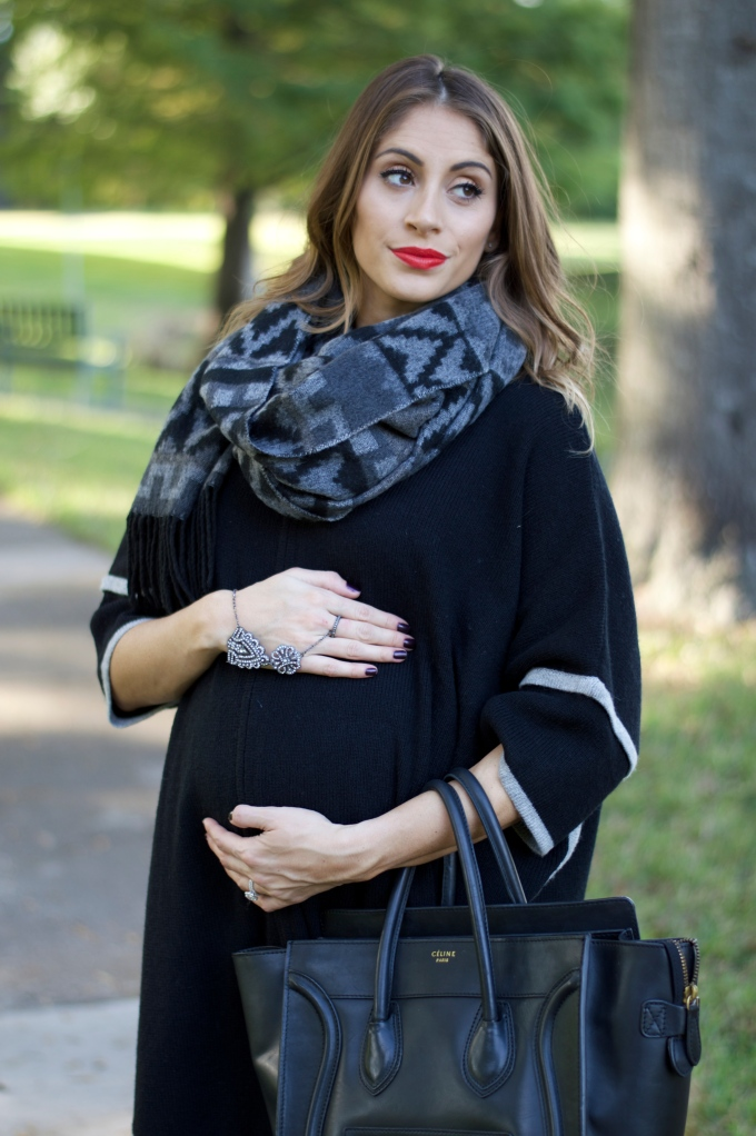 seraphine maternity, winter capes, winter looks, best fashion blog, super fashionable, pregnant, pregnant style, bump style, maternity fashion
